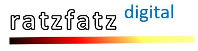 ratzfatz digital